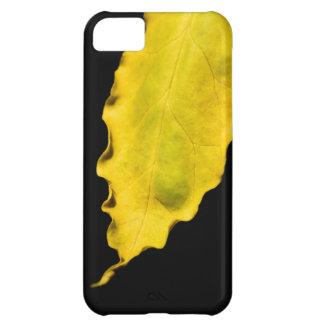 hjärta av ett löv iPhone 5C fodral