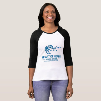 Hjärta av växt- örter skolar Emerson Ringer T Tshirts
