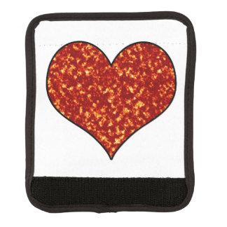 Hjärta avfyrar på handtagsskydd