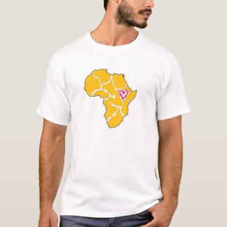 Hjärta i afrika tee