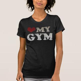 Hjärta min idrottshall t-shirt