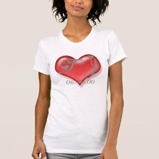 Hjärta T Shirts