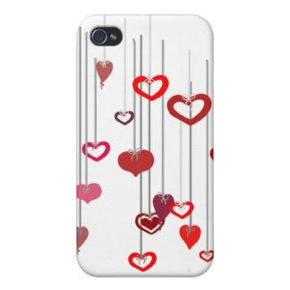 Hjärta tappar iPhone 4 cover