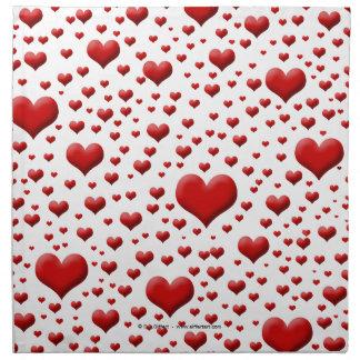 Hjärta Tygservett