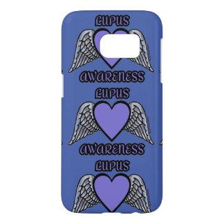Hjärta-/vingar… Lupus Galaxy S5 Skal