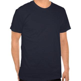 Hjärtadöskallarmanar mörka skjortor t shirt
