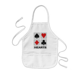 Hjärtaförklädet - välj stil & färga barnförkläde