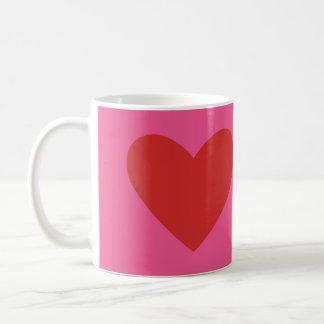 Hjärtamugg Kaffemugg