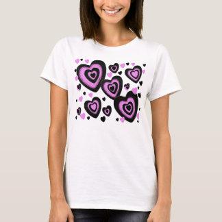 HjärtaTshirt T-shirts