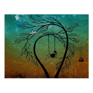 Hjärtesorg och poesi 20… vykort