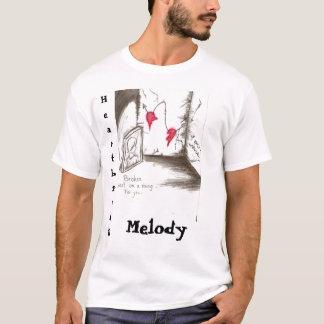 Hjärtesorgmelodi - grabbar tee shirts