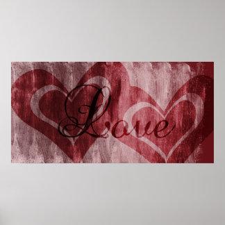 Hjärtor av kärlek