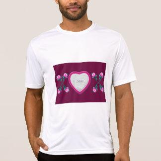 Hjärtor & rox & os fotoram t shirts