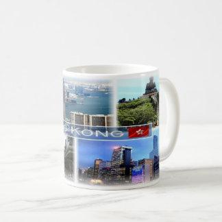 HK Hong Kong - Kaffemugg