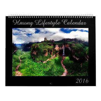 Hmong livsstilkalender 2016 kalender