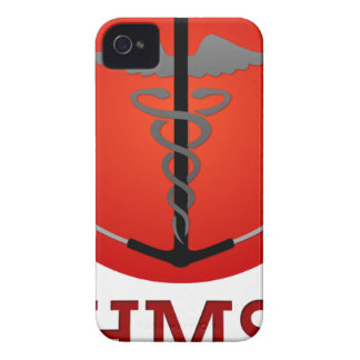 Hms-officiellen utrustar iPhone 4 Case-Mate fodral