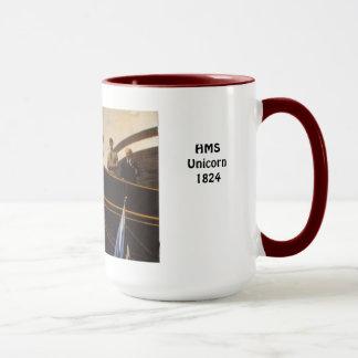 Hms-Unicorn Mugg