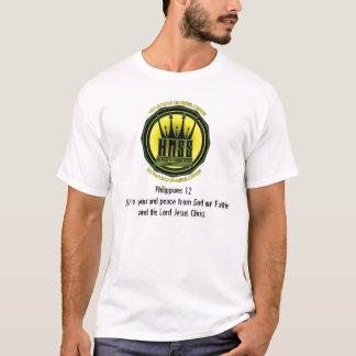 HMSS-logotyp (2), Philippians1:2nåd till dig och… Tee Shirts