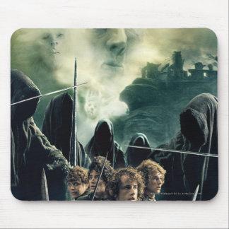 Hobbits redo som slåss musmatta