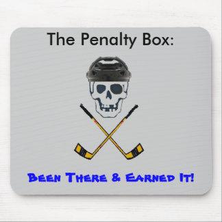 Hockey STORA Roger, straffområdet:             … Musmatta