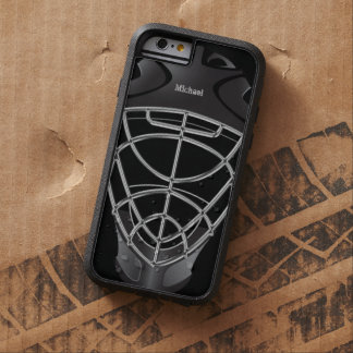 HockeyGoaliehjälm Tough Xtreme iPhone 6 Skal
