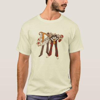Höftkatter & Psychedelic chickar T-shirts