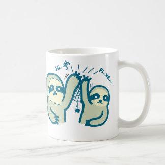 Hög-Fem slothsklassikermugg Kaffemugg