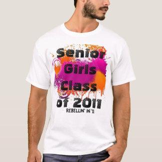Hög flickaskjorta 2011 tee shirts