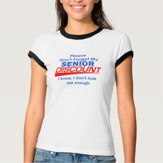 HÖG RABATTT-tröja T Shirt