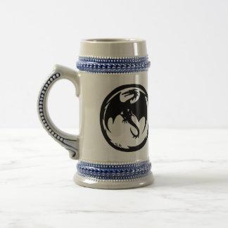 Högerölstein för svart drake ölkrus