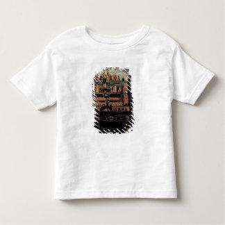 Högersida av Diptychvisningen parlamentet T Shirts