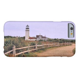 Höglands- fyr, uddtorsk, Massachusetts Barely There iPhone 6 Skal