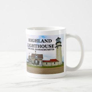 Höglands- fyr, uddtorsk, Massachusetts mugg