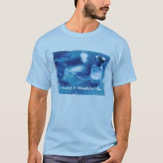 Högläsning av blodblåttT-tröja Tröja