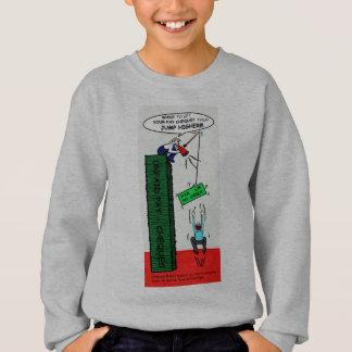 HÖGRE briljant sarkastisk tecknad för HOPP T-shirts
