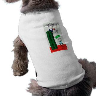 HÖGRE briljant sarkastisk tecknad hundSKJORTA för Hundtröja