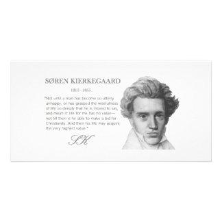Högst Kierkegaard-Liv värderar Fotokort