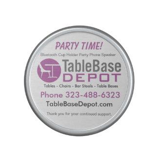 Högtalare för TableBaseDepot Bluetooth