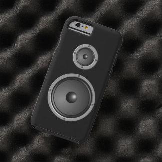 Högtalare Tough iPhone 6 Fodral
