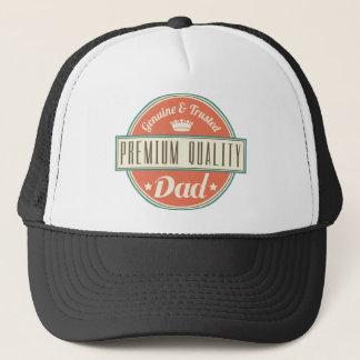 Högvärdig kvalitets- gåvaidé för pappa (rolig truckerkeps