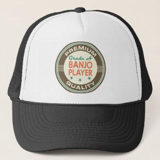 Högvärdig kvalitets- rolig) gåva för Banjospelare Keps