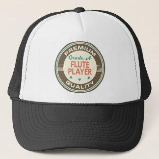 Högvärdig kvalitets- rolig) gåva för flöjtspelare keps