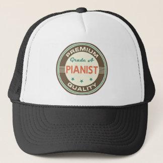 Högvärdig kvalitets- rolig) gåva för pianist ( truckerkeps