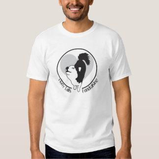 Högvärdig skjorta för fluffiga svanar tee