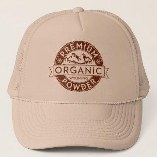 Högvärdiga organiska Wyoming pudrar Keps