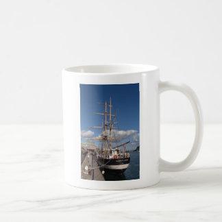 Högväxt frakt i Weymouth Kaffemugg