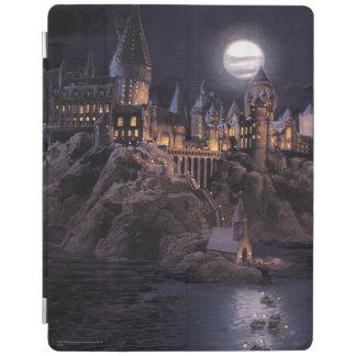 Hogwarts fartyg som rockerar iPad skydd