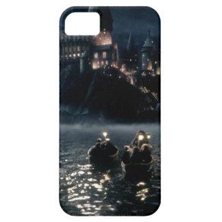 Hogwarts fartyg som rockerar iPhone 5 hud