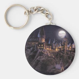 Hogwarts fartyg som rockerar nyckel ring