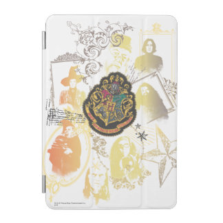 Hogwarts logotyp och professorer iPad mini skydd